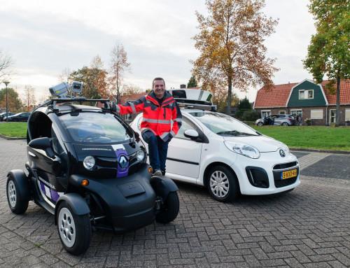 Parkeeronderzoek naar een nieuw niveau met nieuwste scanauto's
