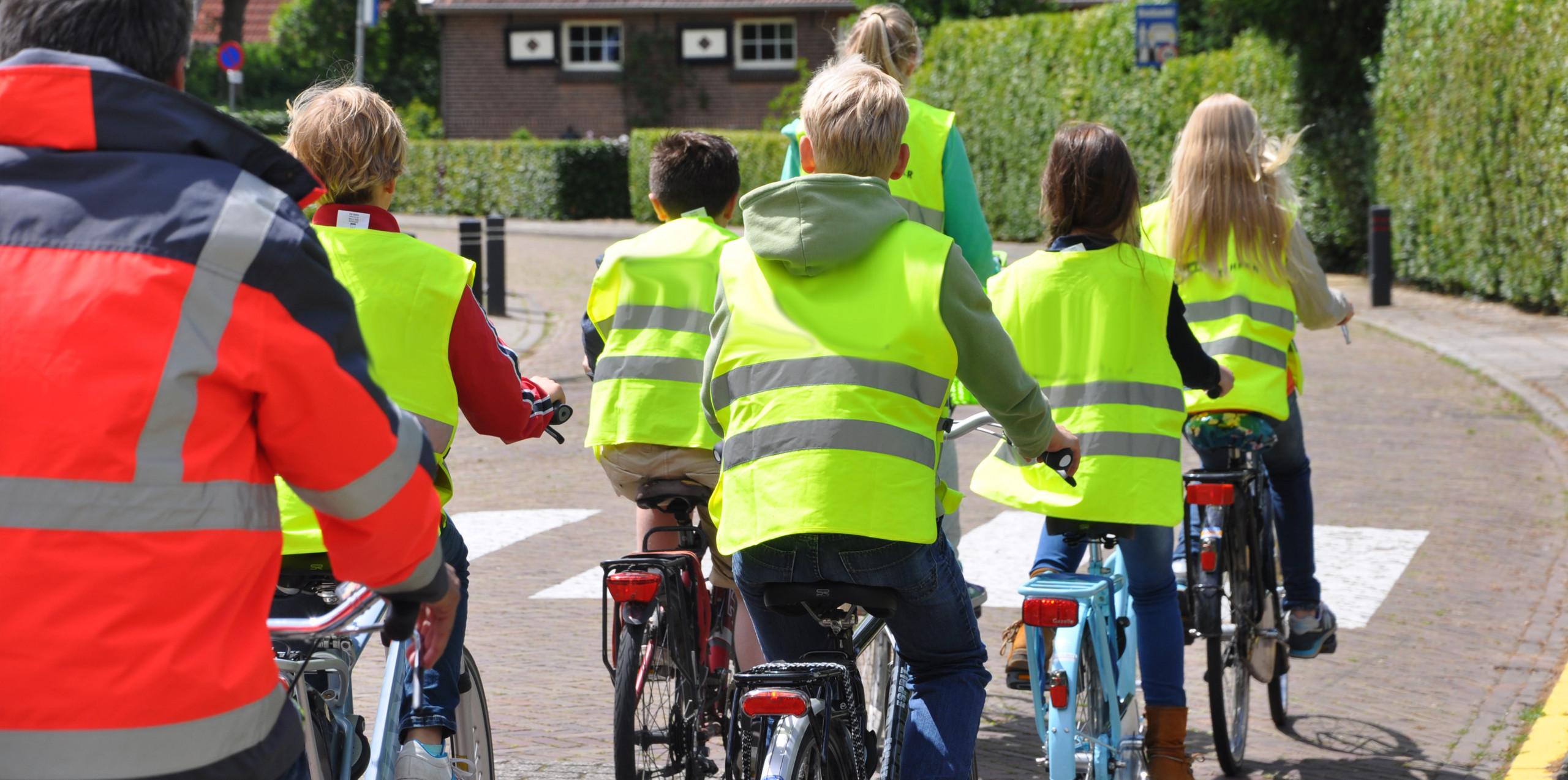 verkeerslokaal fietsen